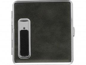 CIGARETOVÉ POUZDRO + kovový USB zapalovač 01