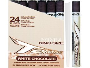 Konopné dutinky na jointy Torpedoes White Chocolate KS