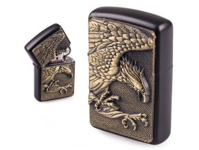 oil lighter black eagle 033