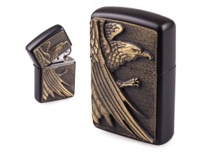 oil lighter black eagle 043