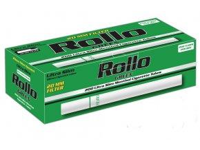 Rollo ultra slim green 200ks 02
