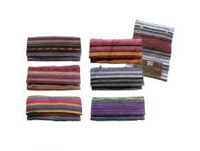 Textilní pouzdro na tabák a kuřácké pomůcky