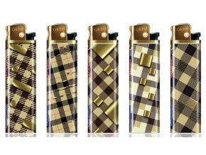 Zapalovač Cricket Brown Mozaik - varianty