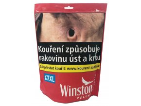 Winston classic 140g (MOC 587Kč)