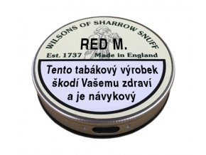 WILSONS OF SHARROW RED M. 5g