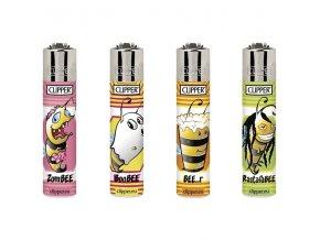 Zapalovač CLIPPER BEE