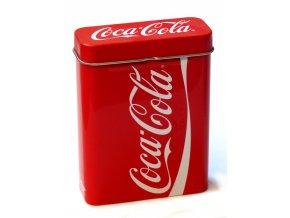 Alu cigaretové pouzdro Coca-Cola