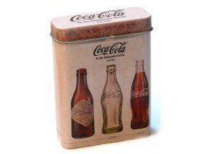 Alu cigaretové pouzdro Coca-Cola 2