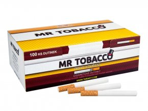 Dutinky MR TOBACCO 100 (stejné filtry jako Marlboro)