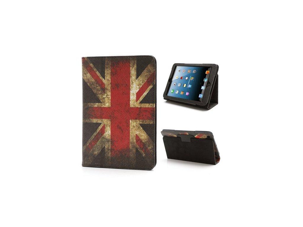 Pouzdro s britskou vlajkou pro Apple iPad Mini
