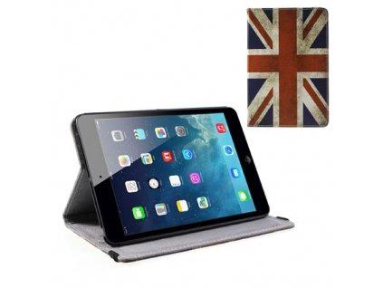 Pouzdro s britskou vlajkou pro Apple iPad Mini/ipad Mini 2