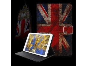 Pouzdro s britskou vlajkou pro Apple iPad Mini 4
