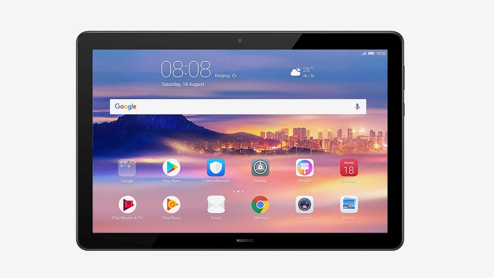 Tablet Huawei MediaPad T5 ako perfektný tip pre celú rodinu od 179 eur