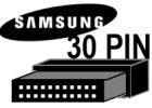 30 PIN Samsung