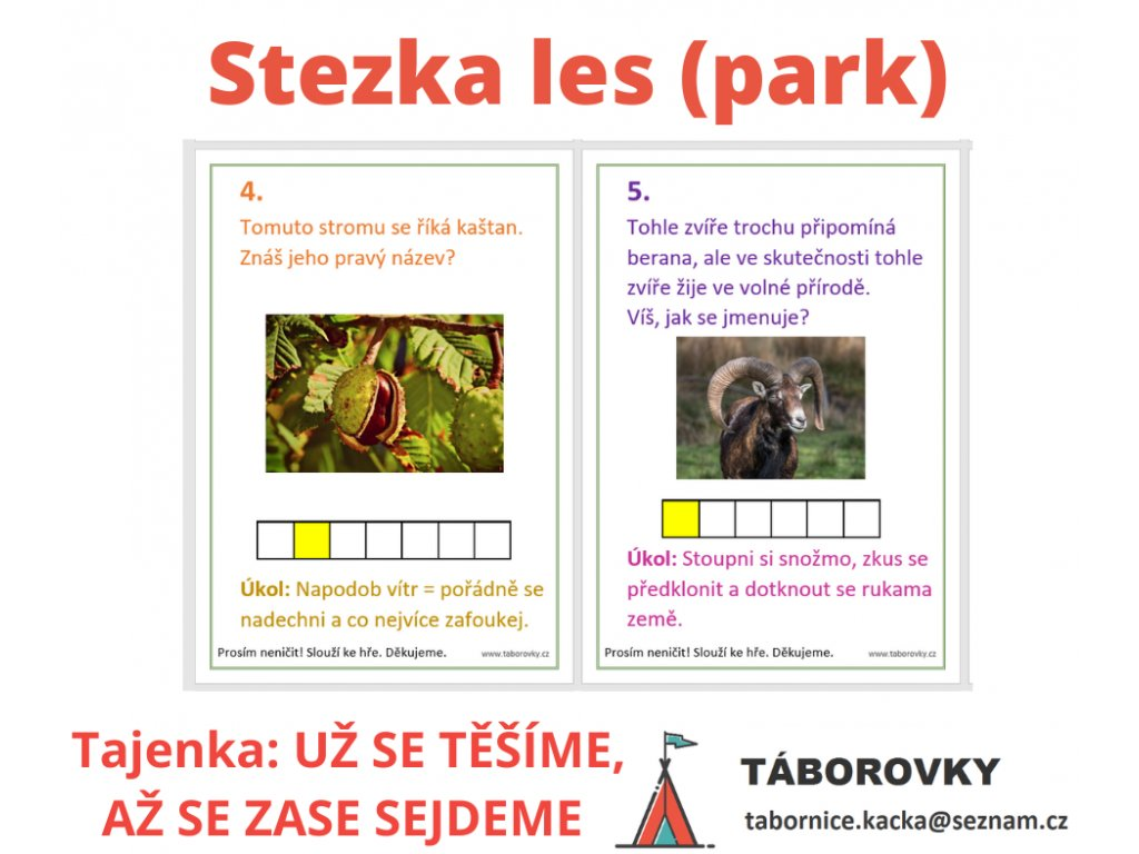 Bingo příroda (3)