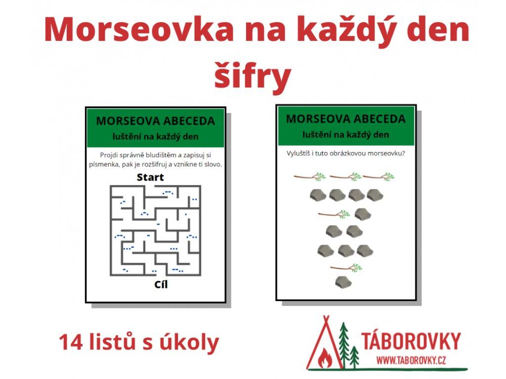 Morseovka na každý den šifry