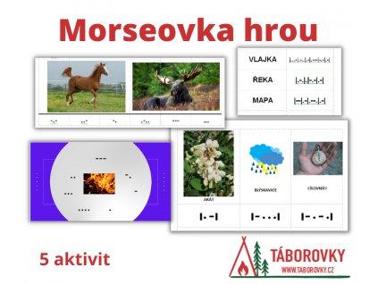 Morseovka pexeso