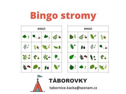 Stromy bingo
