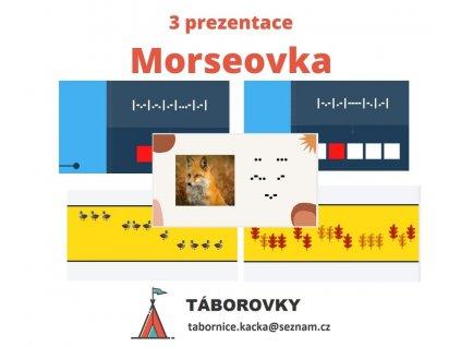 3 prezentace morseovka