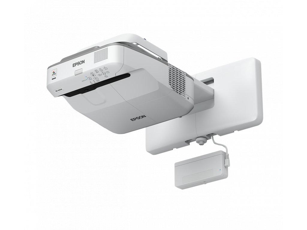 Projektor EPSON EB-680Wi hlavni