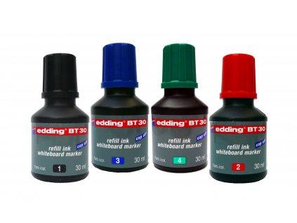 edding BT 30 barvy