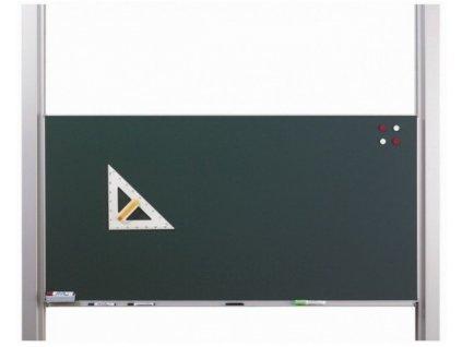 Pylonová školní tabule s 1 plochou