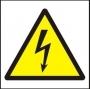 Plastové bezpečnostní tabulky elektro