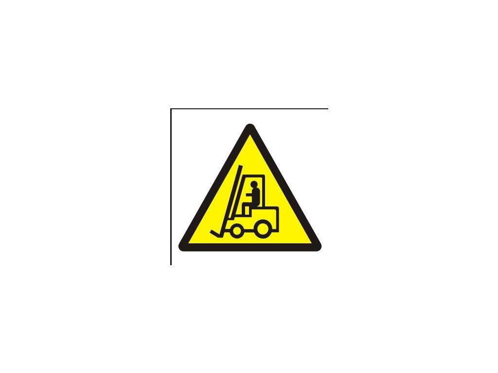 Symbol - vysokozdvižný vozík