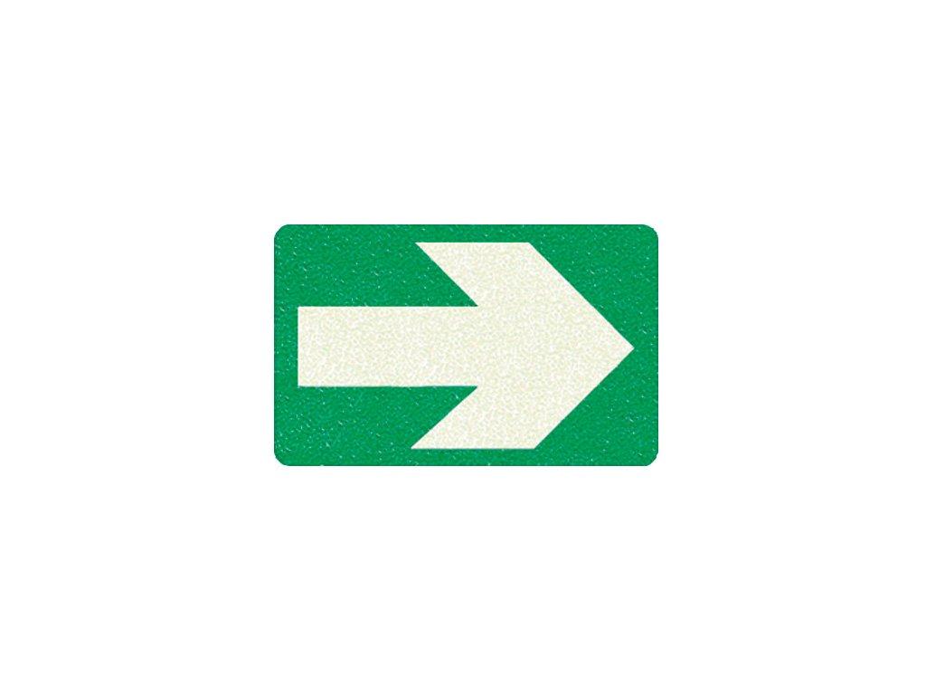 Podlahová šipka (podlouhlá)