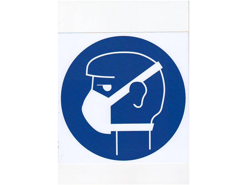 Příkazový symbol - vstup jen s rouškou