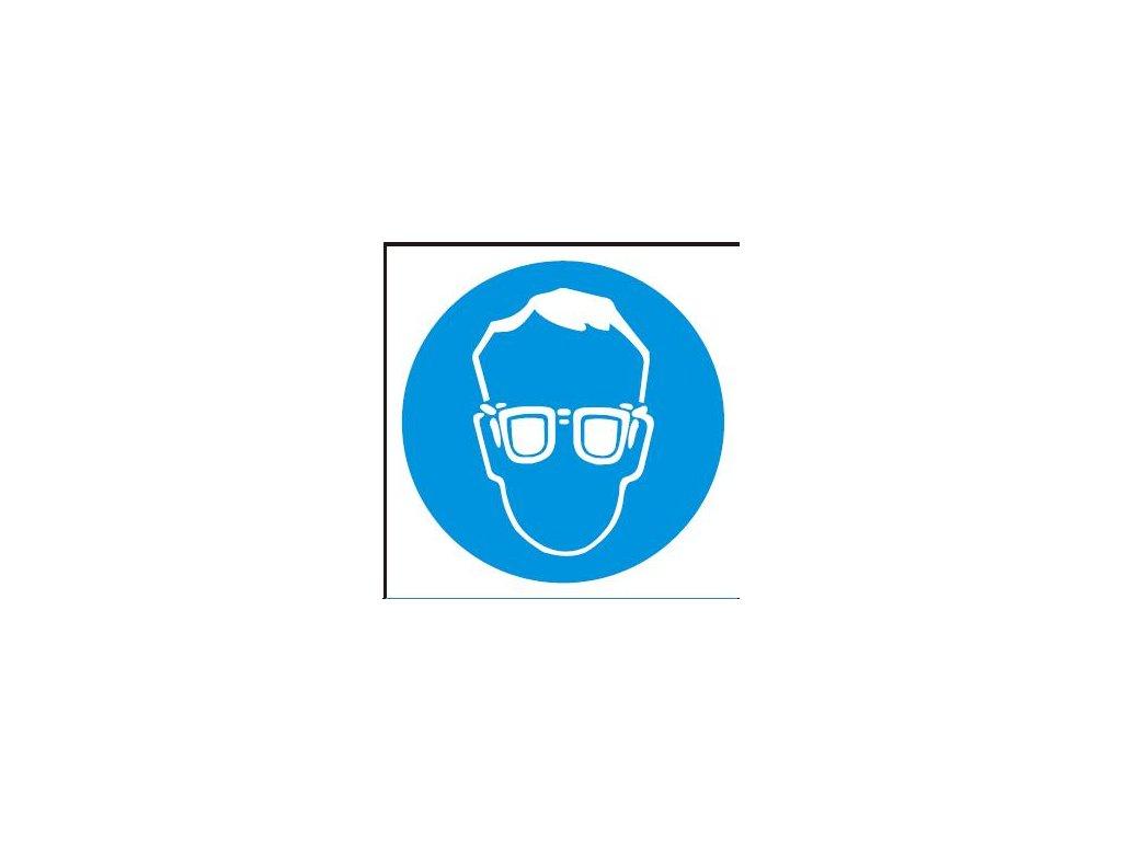 Symbol - ochranné brýle