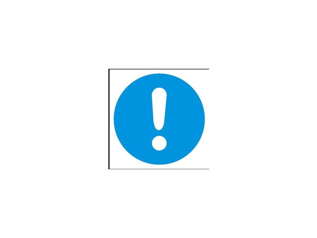 Symbol - obecný příkaz