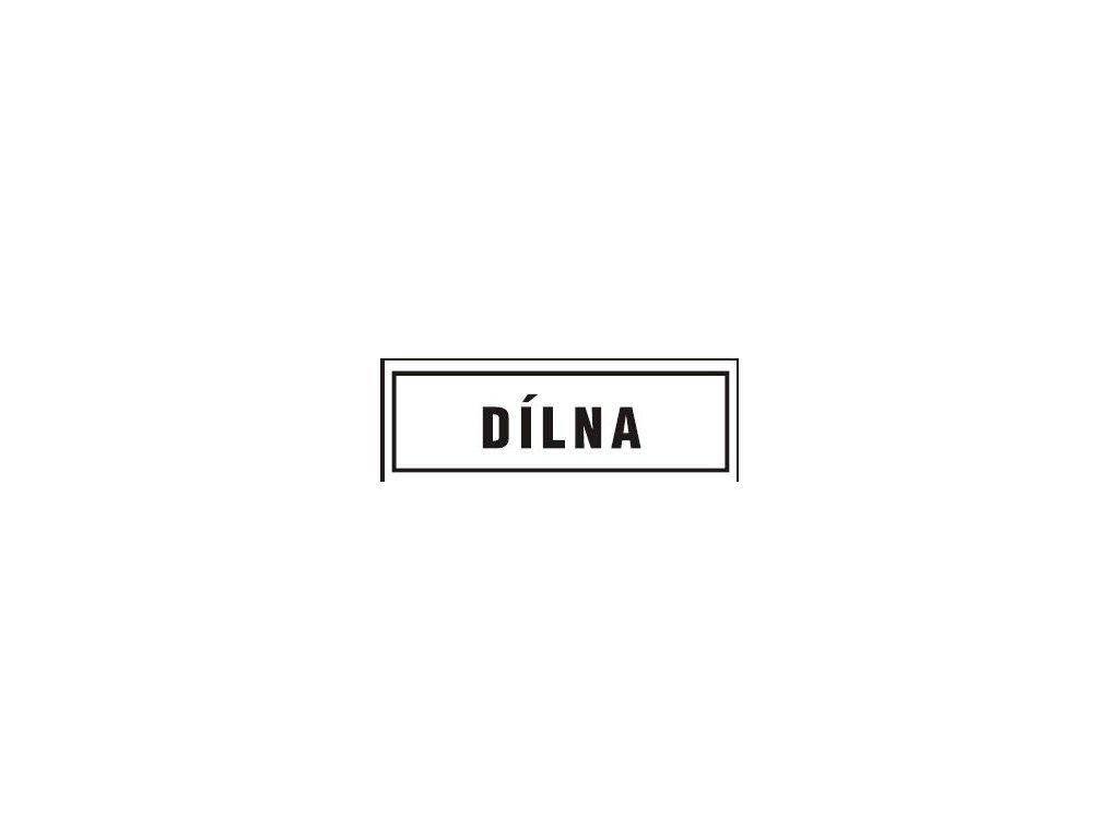 Dílna