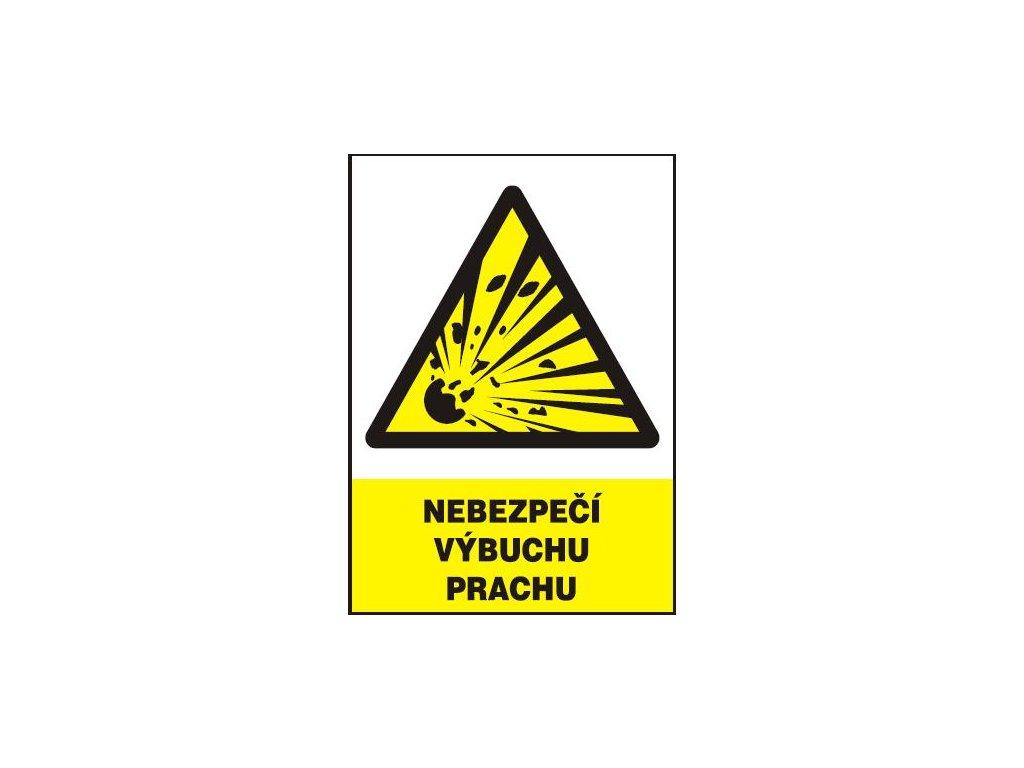 Nebezpečí výbuchu prachu