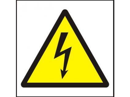 Symbol - elektrické zařízení  (malý formát)