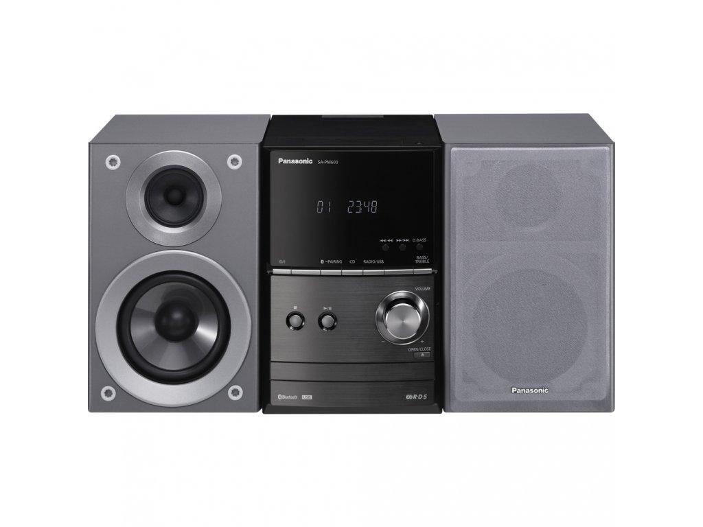 Panasonic SC PM600EG S 1