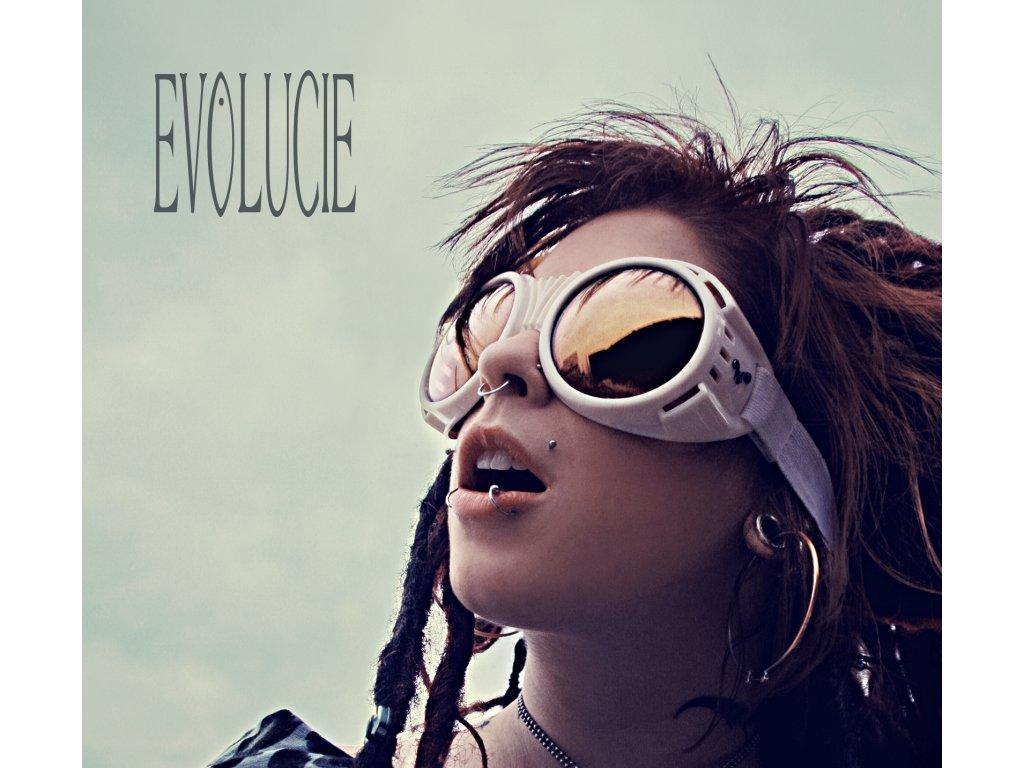 Lucie Evolucie CD front 8594171281051