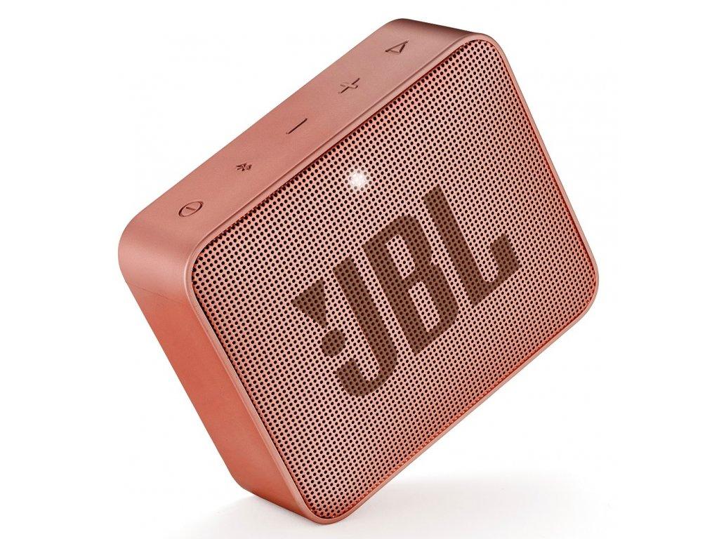 JBL GO2 Cinnamon 1