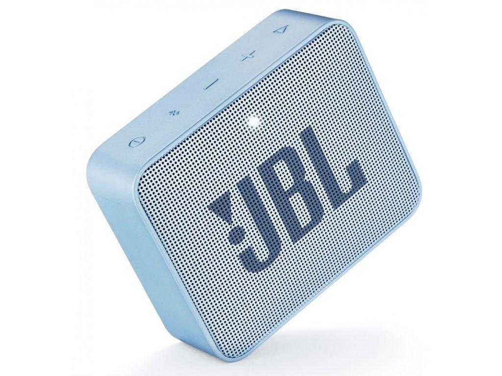 JBL GO2 Cyan 1