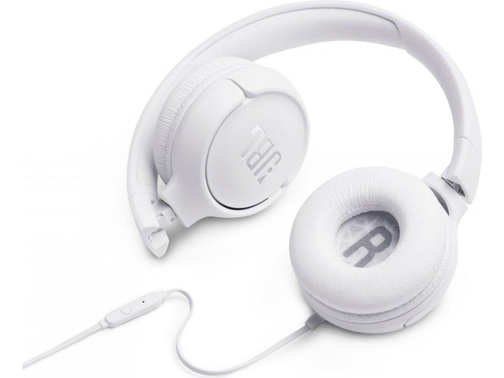 JBL Tune 500 White 1