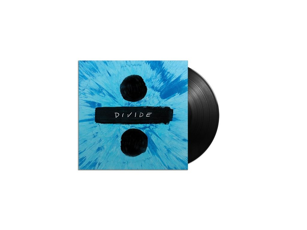 LP Sheeran Ed Divide