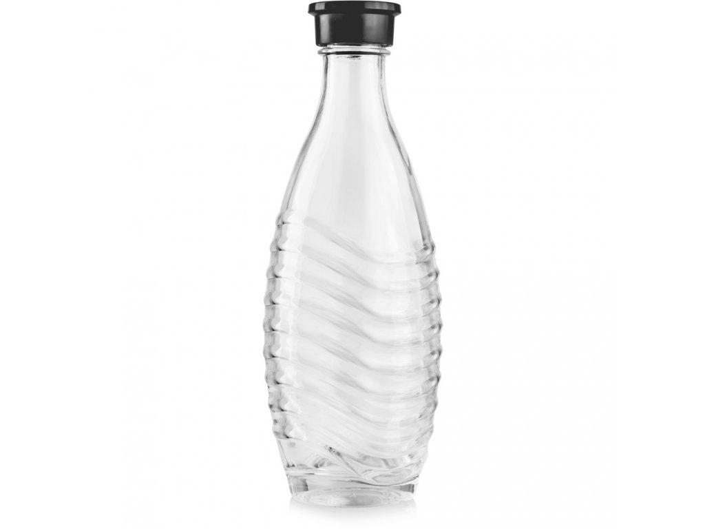 Fľaša 0,7l SKLENENÁ PENGUIN 1
