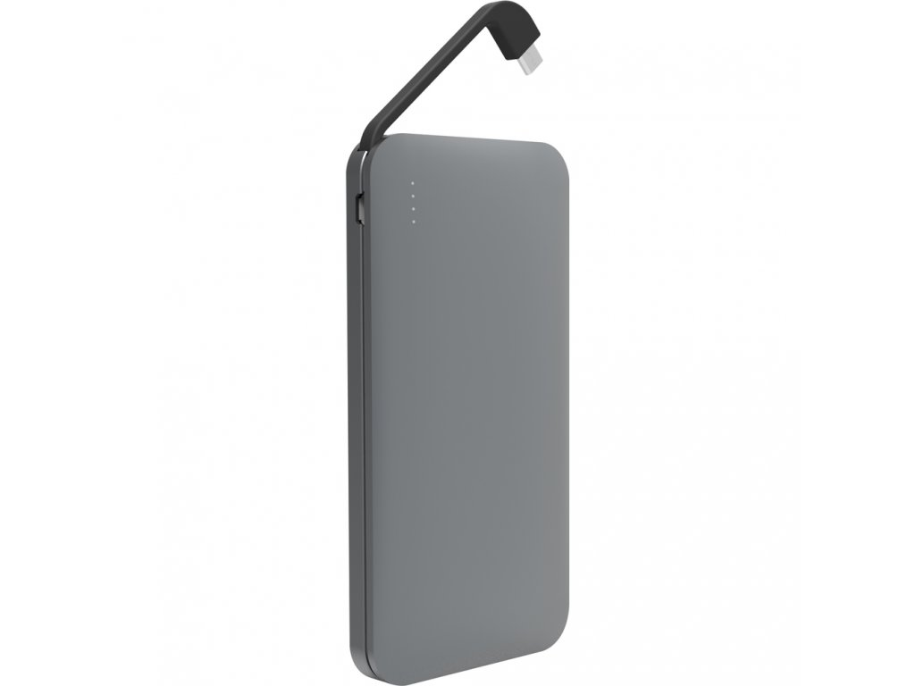 Yenkee YPB 0180GY Power bank 8000mAh 1