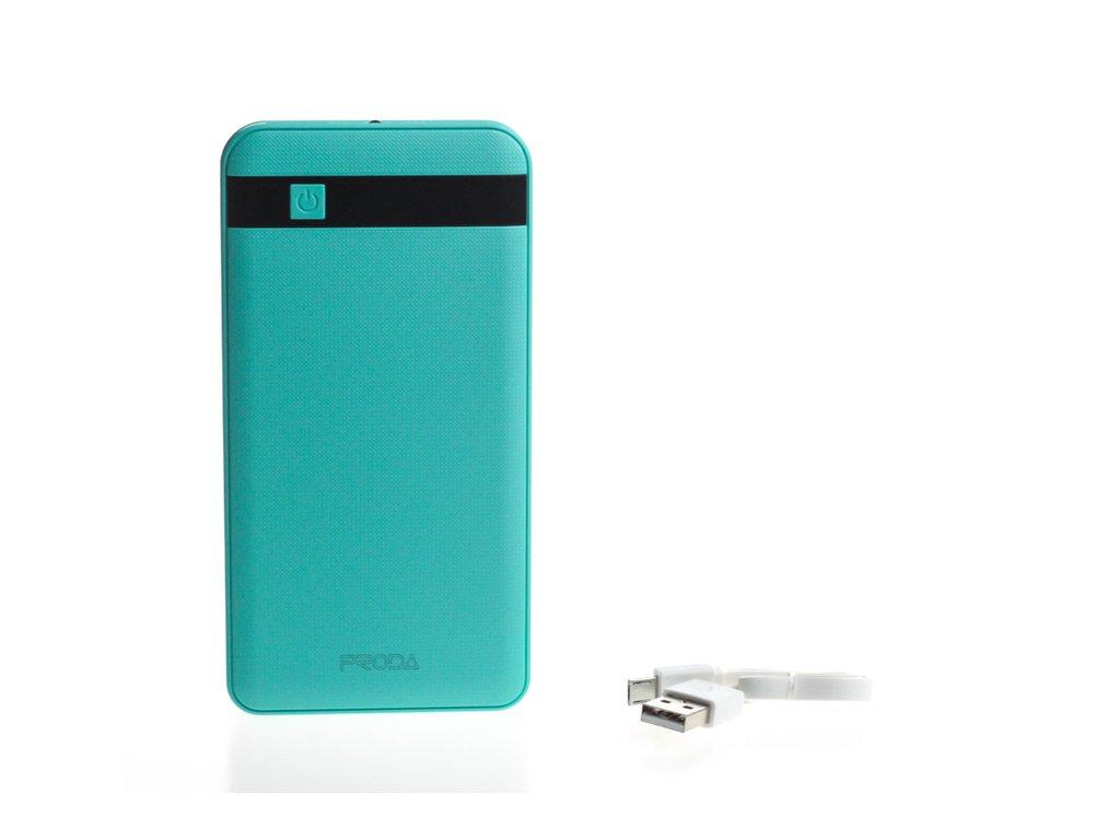 Proda AA 1101 GENLEMAN Powerbank modrý 2