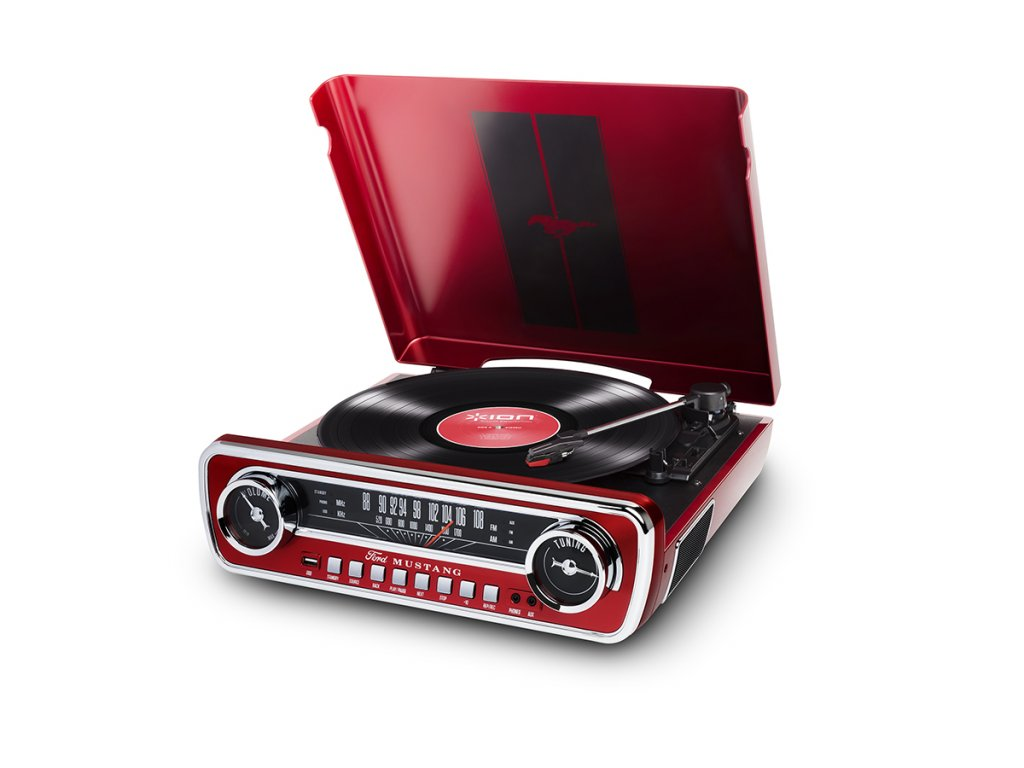 ION Mustang LP Red 1