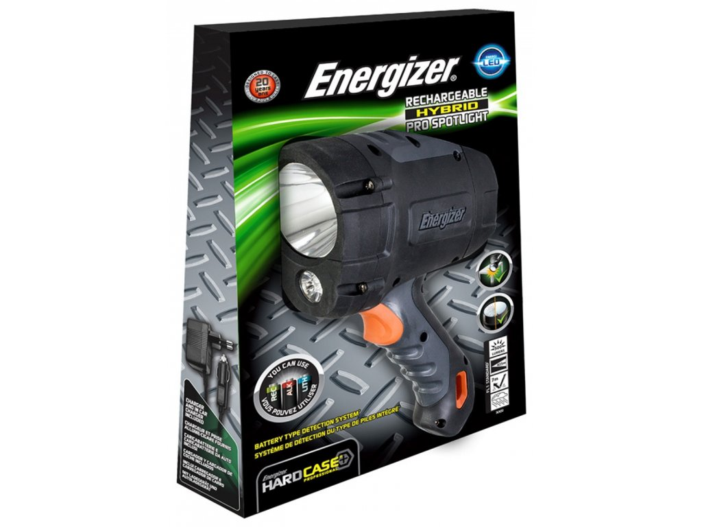 Energizer Hardcase Spotlight 2