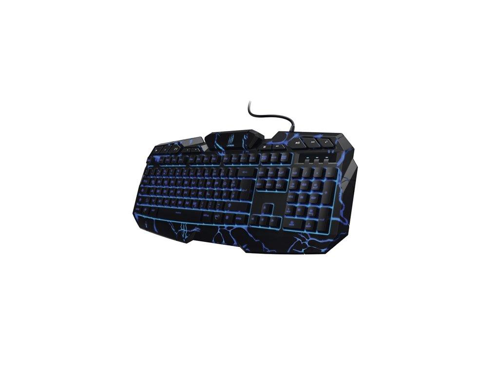 uRage gamingová klávesnica Illuminated2 1