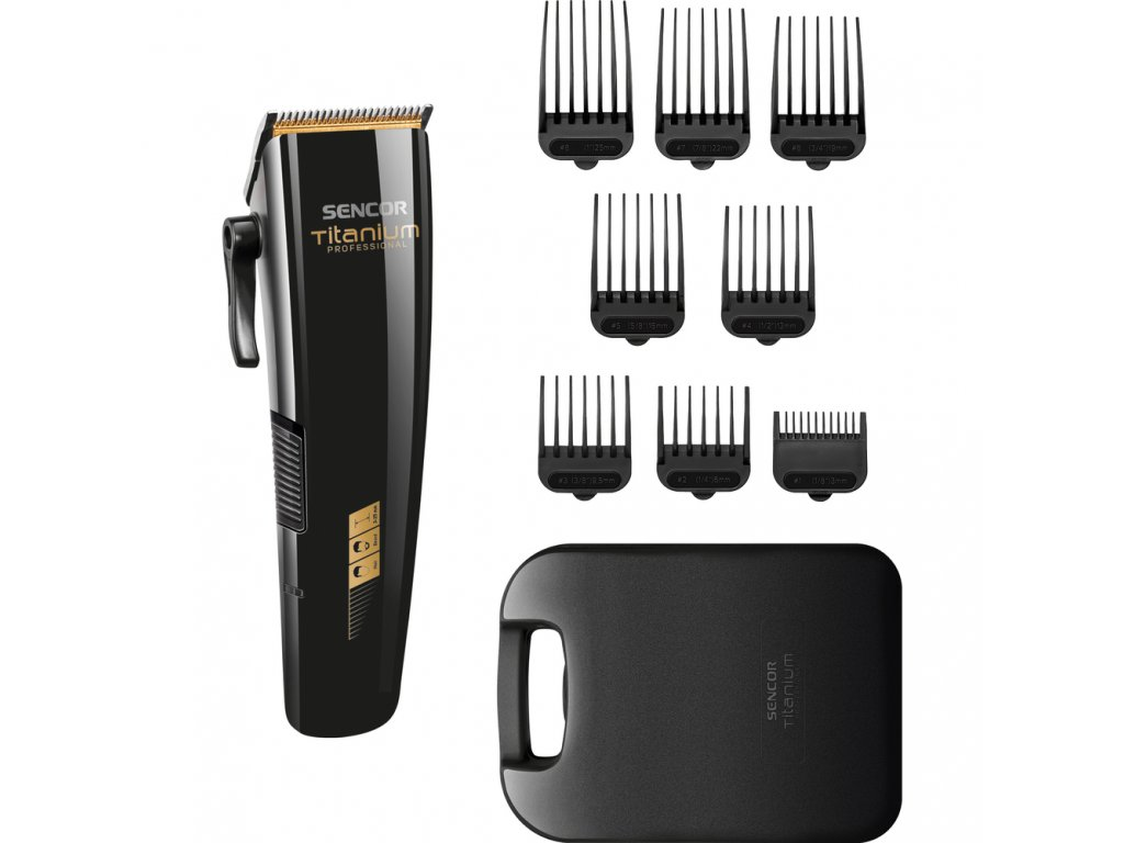 Sencor SHP 8400BK zastřihovač vlasov 1