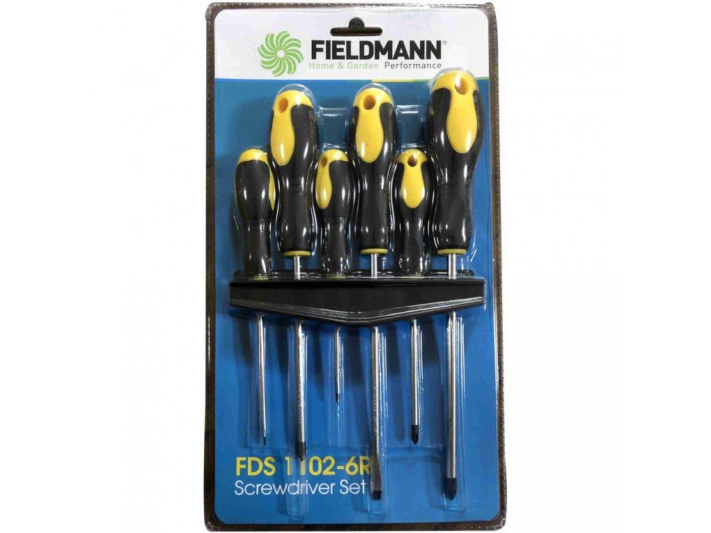 Fieldmann FDS 1102 6R Sada skrutkovačov
