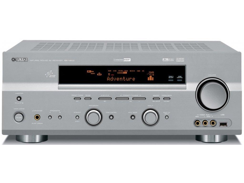 YAMAHA RX N600 T 1